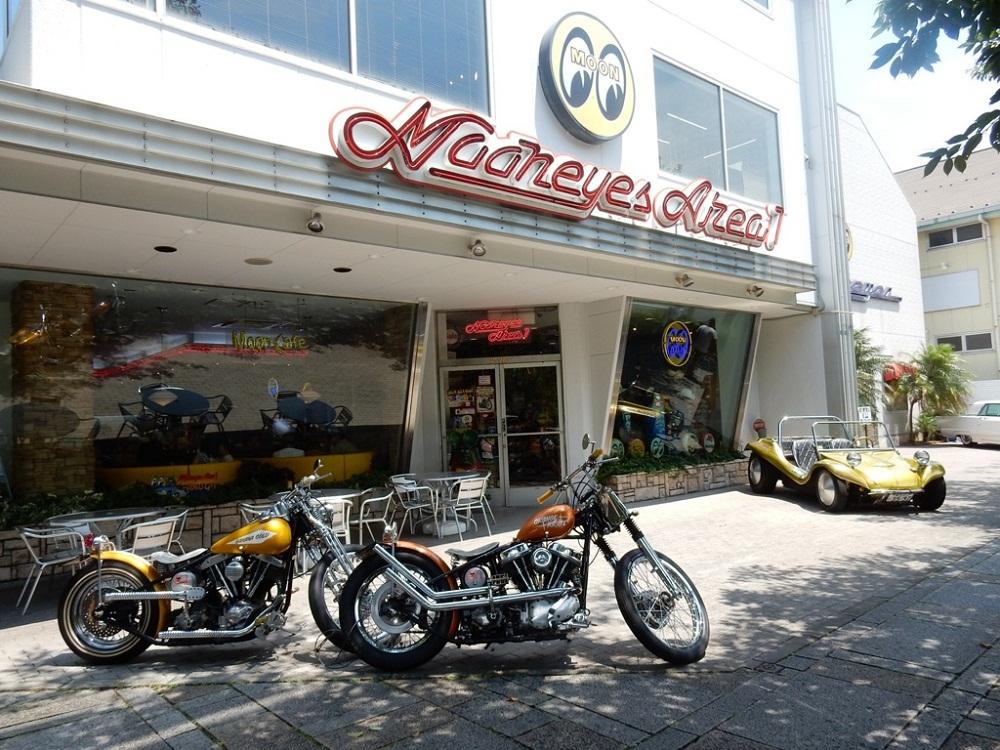 MOONEYES Motorcycle Gallery