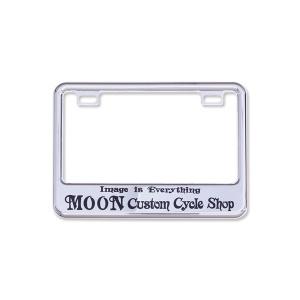 スモール モーターサイクル MOON Custom Cycle Shop クローム