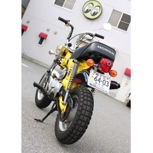 スモール モーターサイクル MOON Custom Cycle Shop 装着例