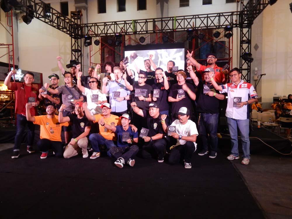 KUSTOMFEST 2016 in Jogjakarta, Indonesia Trip Report!