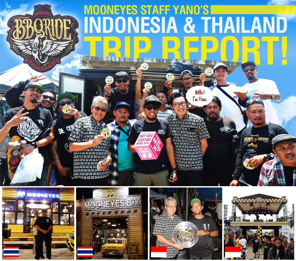 Trip Report BBQ RIDE 2018 in Bandung!!