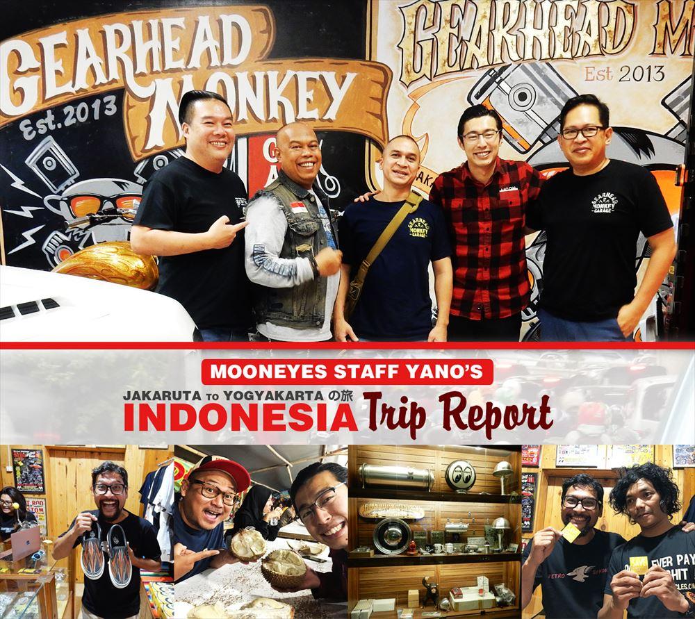 Indonesia Jakarta and Yogyakarta Trip Report