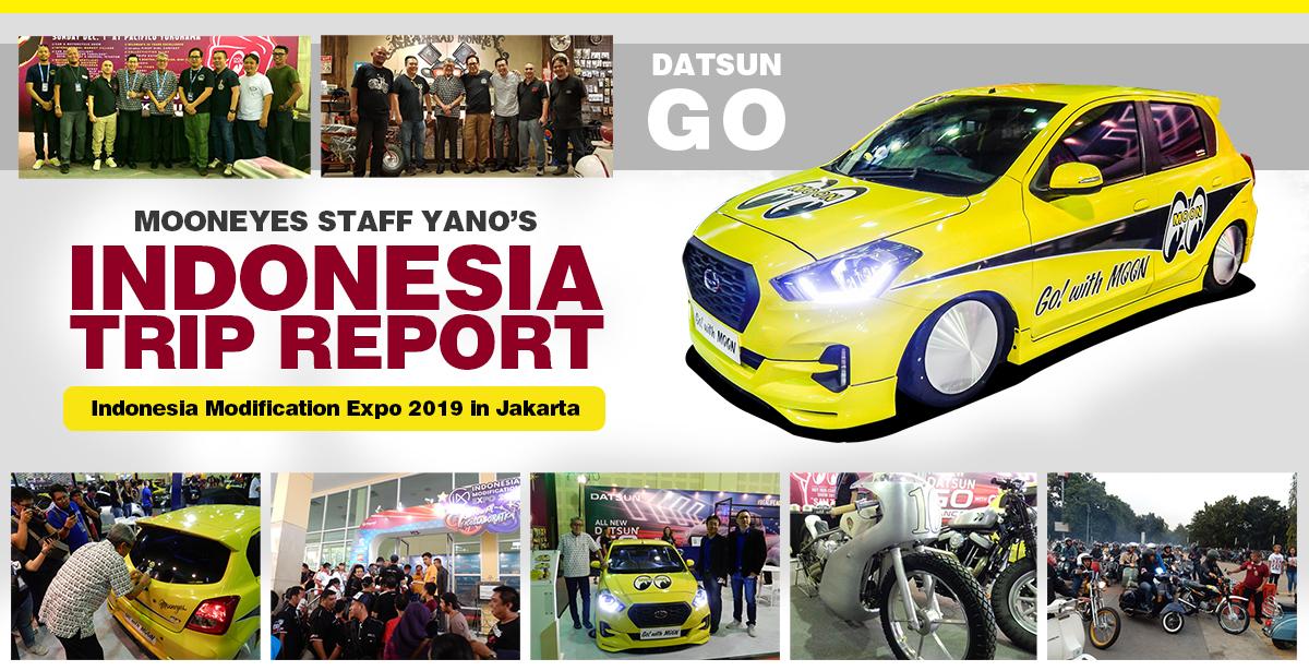 Trip Report Indonesia Modification Expo 2019