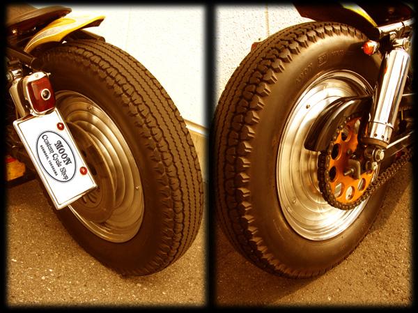 Harley Davidson Covers >> Harley Davidson Sportster – Golden Ball | Moon Custom ...